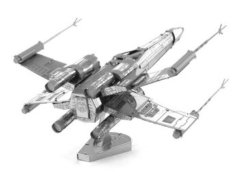 Hobby 3D Metal Pussel Star Wars X-Wing Fighter Fri Frakt Helt Nytt