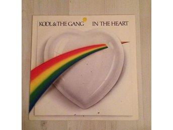 KOOL & THE GANG - IN THE HEART. (LP)