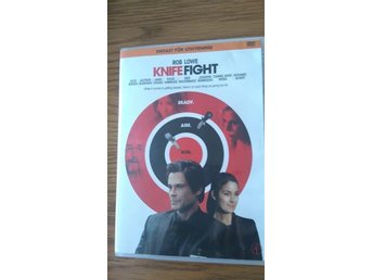 Knife Fight - politiskt satir/drama