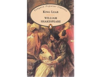 William Shakespeare: King Lear (på engelska)