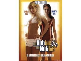 THE HOTTIE & THE NOTTIE - PARIS HILTON - DVD