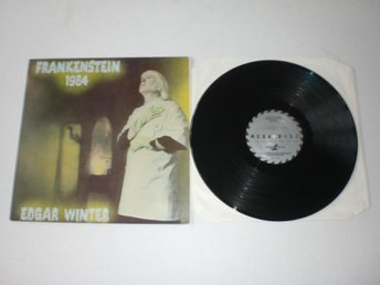 EDGAR WINTER-FRANKENSTEIN 1983. EX/EX