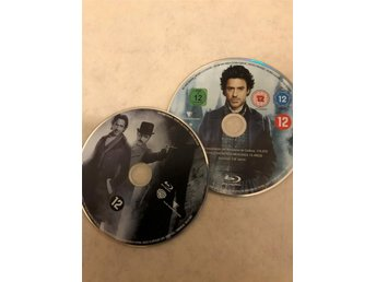 Sherlock 1 & 2 - Bluray