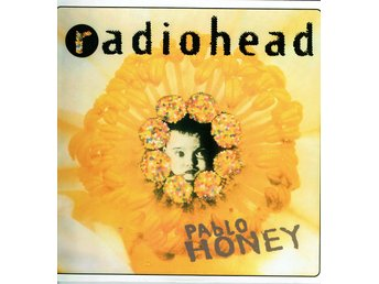 RADIOHEAD - PABLO HONEY (FUDGE) LP