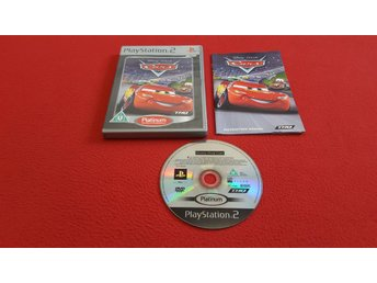DISNEY CARS till Sony Playstation 2 PS2