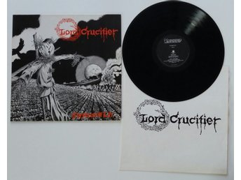 LORD CRUCIFIER The Focus of Life 1988 POSSESSED,SLAYER,DEATH,KREATOR,DARK ANGEL