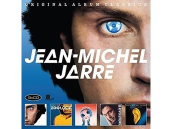 Jarre Jean-Michel: Original album classics 81-90 (5 CD)