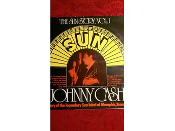 JOHNNY CASH The Sun Story 1. 1974