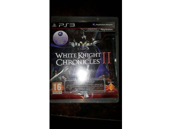ps3 spel  White knight crhonicles 2.