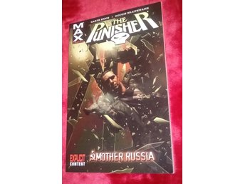 The Punisher volym 3 -max comics-mother russia