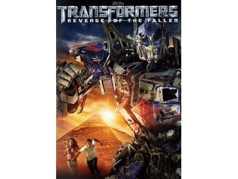 Transformers 2 / Revenge of the fallen (DVD)