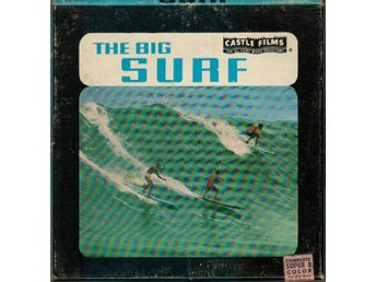 Super 8, färg - The Big Surf - Castle Films från 60-talet