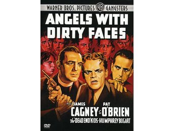 Angels with dirty faces - Fint skick - UTGÅTT - James Cagney och Pat O'Brien