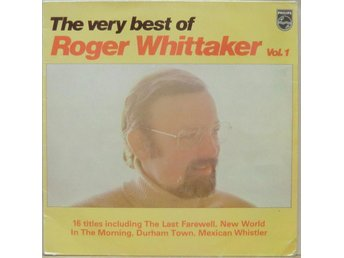 Roger Whittaker-The very best of Vol. 1 / LP