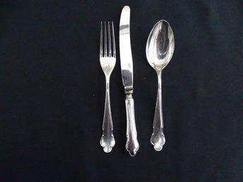 köpa begagnade silverbestick