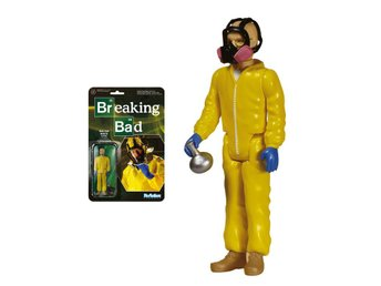 Breaking Bad ReAction Action Figure Walter White in Cook Suit 10 cm