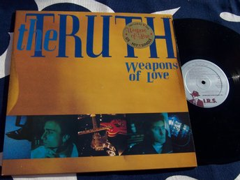 TRUTH THE - WEAPONS OF LOVE LP 1987