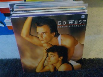 Go West - Bangs & Crashes (2LP)