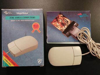 Mus till Commodore Amiga / CD32 | 400DPI