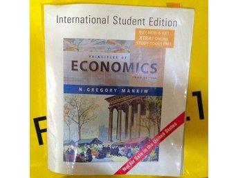 PRINCIPLES OF ECONOMICS - INTERNATIONAL STUDENT EDITION - BOK - KURSLITTERATUR - Göteborg - PRINCIPLES OF ECONOMICS - INTERNATIONAL STUDENT EDITION - BOK - KURSLITTERATUR - Göteborg
