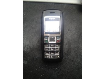 Nokia 1600 (Låst till Telenor) - Helsingborg - Nokia 1600 (Låst till Telenor) - Helsingborg