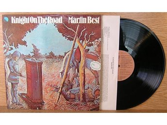 LP - Martin Best - Knight On The Road (1977)