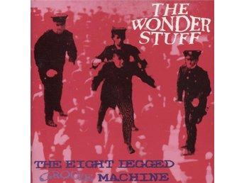 The Wonder Stuff - The Eight Legged Groove Machine - 1988 - CD - Bålsta - The Wonder Stuff - The Eight Legged Groove Machine - 1988 - CD - Bålsta