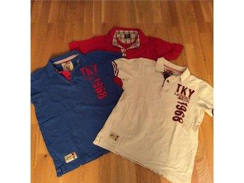 ** 3st piké t-shirts ** strl. M - Borås - ** 3st piké t-shirts ** strl. M - Borås