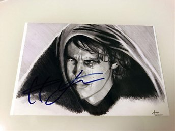 Hayden Christensen signerat foto (Star Wars/Jumpers/Takers) - Dalby - Hayden Christensen signerat foto (Star Wars/Jumpers/Takers) - Dalby