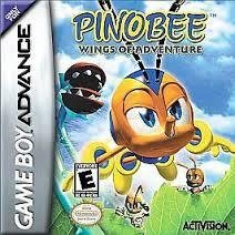 Pinobee: Wings of Adventure - Gameboy Advance