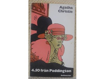 Agatha Christie - 4.50 från paddington