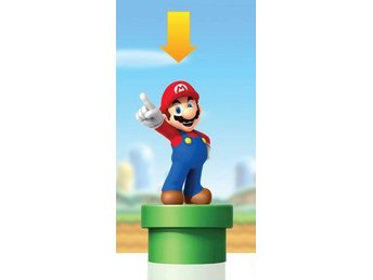 Super Mario Nightlight Mario 20 cm