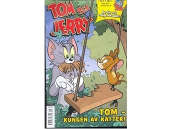 TOM & JERRY  - NR 5  2012