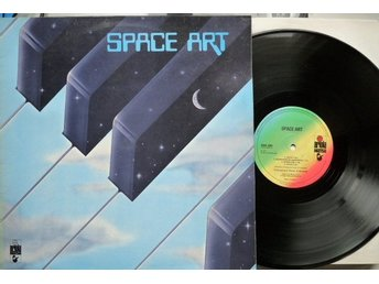 Space Art - Space Art - electronic, synth - very rare ( 1977)