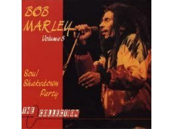 Bob Marley – Volume 3 - Soul Shakedown Party - CD