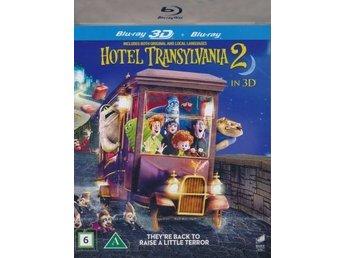 Hotel Transylvania Del 2.. Blu-Ray.. 3D, Ny/Inplastad.. - Katrineholm - Hotel Transylvania Del 2.. Blu-Ray.. 3D, Ny/Inplastad.. Familjeunderhållning i både 2D/3D.. Region B, Svensk Text, Svenskt Tal.. Ny & Inplastad.. Frakt 18kr.. - Katrineholm