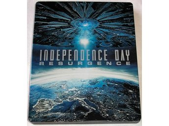 Independence Day: Resurgence 3D (Blu-ray) (STEELBOOK)