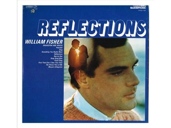 "WILLIAM FISHER Orchestra and voices - Reflections - LP ""cut out"" (1973)"