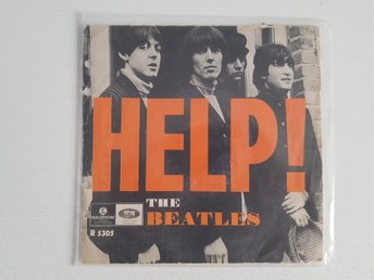 Beatles help omslag