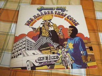 Jimmy Cliff - The harder they come  LP!