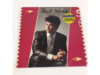 Vinylskivor, Paul Young - No parlez