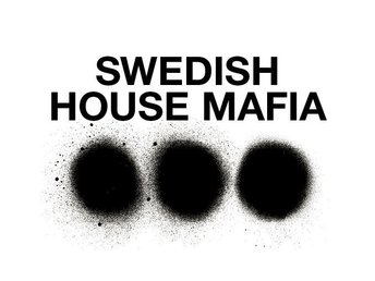 Swedish House Mafia - 2 maj - ståplats
