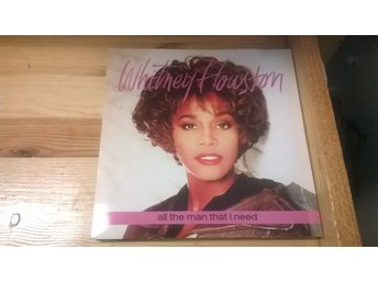 Whitney Houston - All The Man That I Need, EP