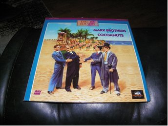 Cocoanuts - The Marx Brothers - Encore Edition - 1st Laserdisc