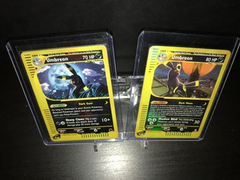 Umbreon Reverse Holo - Skyridge/Aquapolis - NM