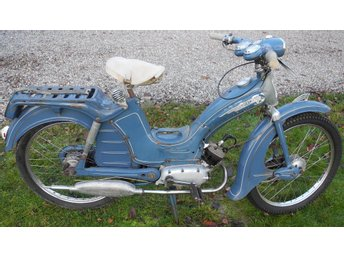 Victoria 1957 moped