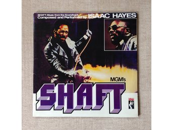 Isaac Hayes - Shaft Soundtrack 2xLP