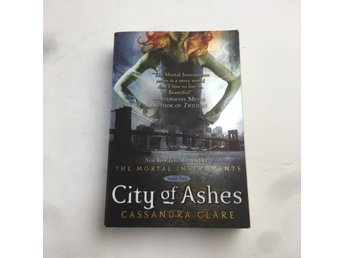 Bok, City of Ashes, Cassandra Clare, Inbunden, ISBN: 9781416972242, 2018