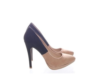 Woman Marypaz, Pumps, Strl: 37, Brun/Flerfärgad