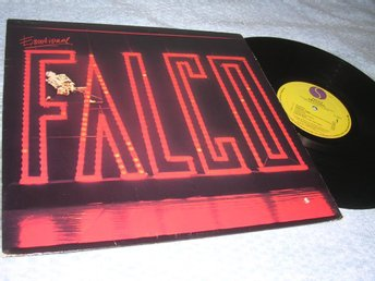 Falco - Emotional (LP) VG++/VG+